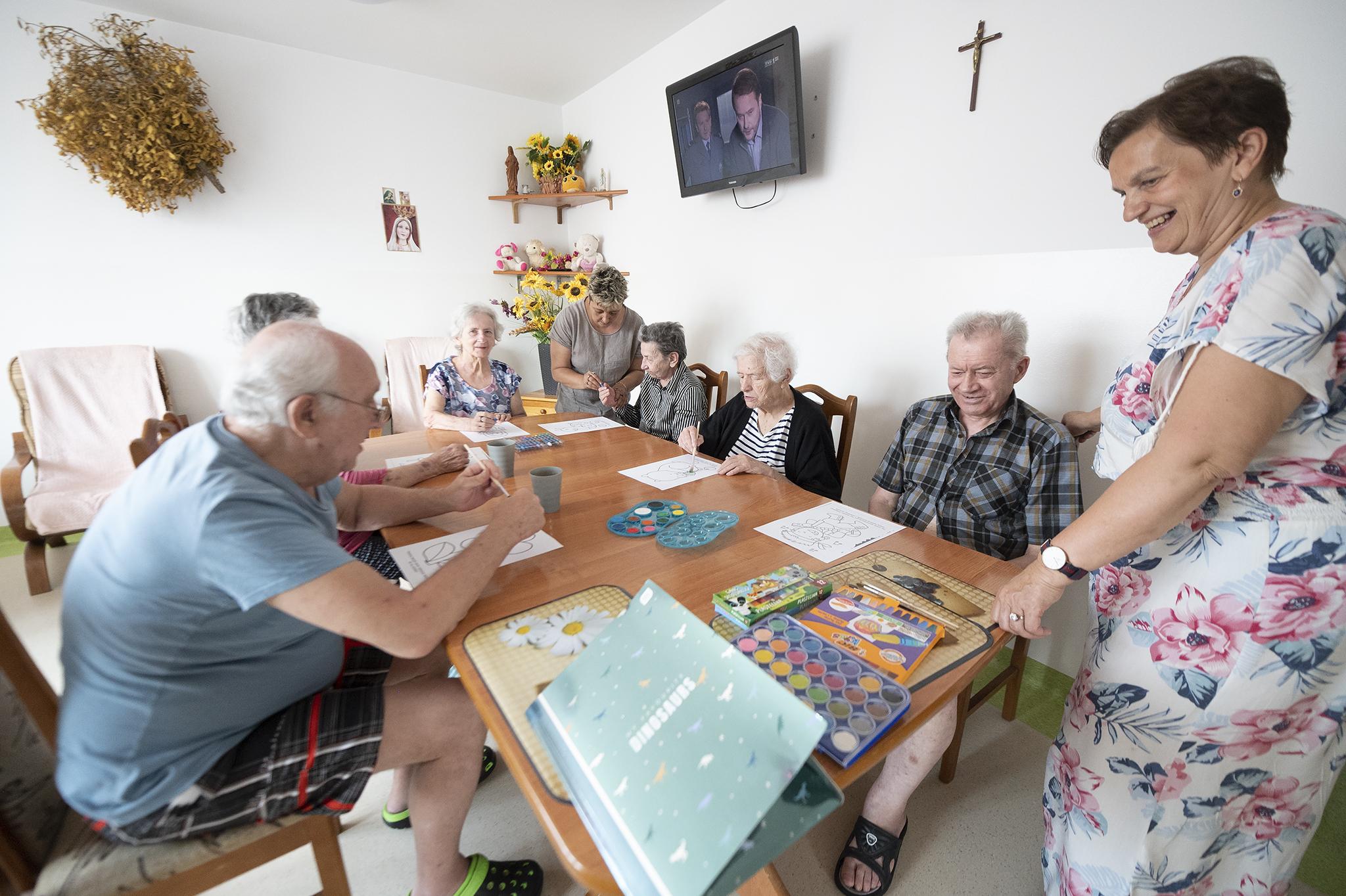 dom opieki  dom seniora sulejówek